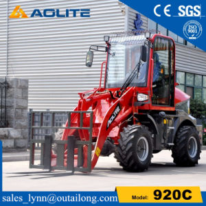 Hot Sale Europe Type Hydraulic Small Construction Machinery Wheel Loader pictures & photos