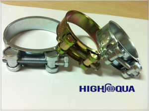 Stainless Steel & Carbon Steel Hose Clamp pictures & photos