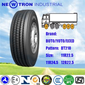 Boto 12r22.5 Truck Tyre, Long Haul Steer Trailer Tyre pictures & photos