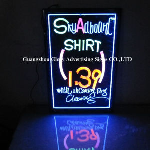 Flashing LED Writing Board LED Menu Board pictures & photos