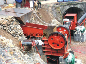 500tph Bauxite Ore Jaw Crusher pictures & photos