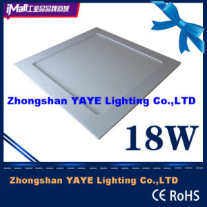 Yaye 2018 Hot Sell 18W Square LED Panel Light /LED Panel Lamp with 2/3 Years Warranty pictures & photos