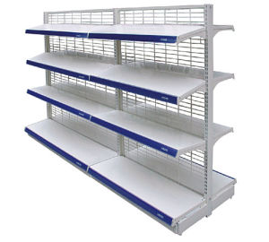 High Quality Perforated Shelving pictures & photos