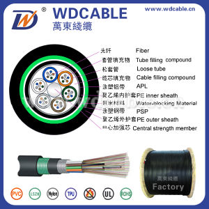 12 Core Outdoor Optical Fiber Cable Gyft