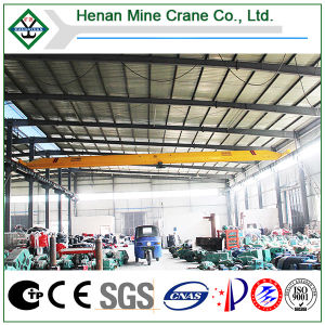 Single Girder Workshop Bridge Crane (LDA) pictures & photos