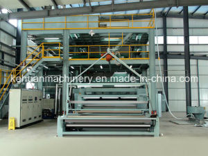 New Technology Polypropylene Spunbond Nonwoven Machine pictures & photos