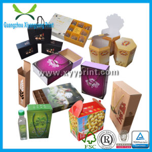 Wholesale Customized High Quality Carton Packaging Cardboard Box pictures & photos