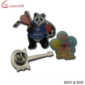 Hot Sale Custom Shape Lapel Pin for Gift (LM1727) pictures & photos