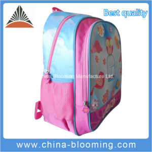 New Design Girls Cartoon Back Pack School Student Backpack Bag pictures & photos