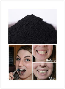 Food Grade Teeth Whitening Powder Charcoal pictures & photos