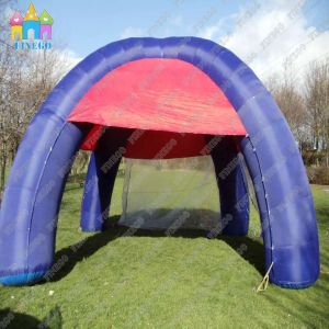 Inflatable Car Exhibition Tent pictures & photos