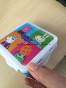 Greensource, 3D Label, in-Mould Labeling for 3D Box pictures & photos
