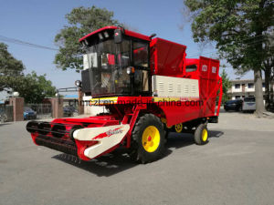Wheel Type New Model Best Price Peanut Combine Harvester pictures & photos