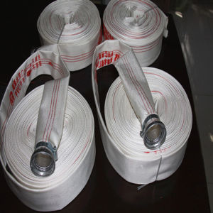 High Pressure PVC Flexible Fire Hose for Fire Equipment pictures & photos