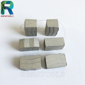 40X3.0X10mm Diamond Segments for Stone Granite Marble Cutting pictures & photos