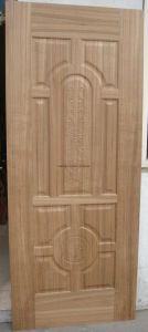 Teak Door Skin/Teak Veneer Door Skin pictures & photos