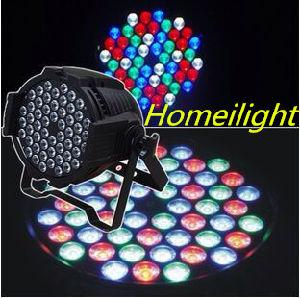 54PCS X 3W High Power PAR Lamp PAR Light for Stage, Parties pictures & photos