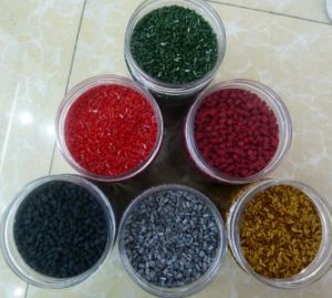 Plastic Color Masterbatch for Spinning Products (PP, PE, HDPE, LDPE)
