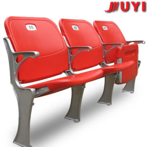 Blm-4671 Blow Moulding Stadium Seats Outdoor Plastic Stadium Seats Plastic Folding Chairs Outdoor Seats Gym Seats Blue Plastic Seats Factory pictures & photos