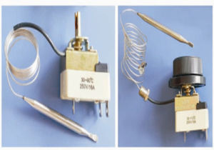 Thermostat Capillary Liquid Expansion Temperature Controller pictures & photos