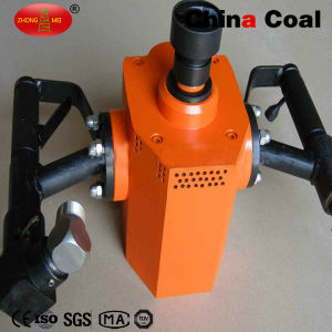 Zqs-35/1.6s Pneumatic Hand-Held Drilling Rig pictures & photos
