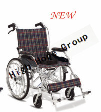 High Hope Medical - Aluminium Alloy Manual Wheelchair-Ky863laj-20 pictures & photos