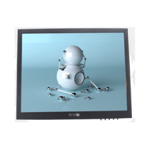 15 Inch 1024X768 Embedded Industrial TFT LCD Touch Monitor