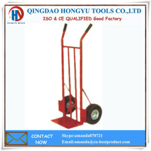 Easy to Use China Ht1850 Hand Truck/Hand Trolley pictures & photos