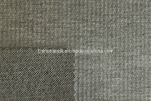 Twill & Jacquard P/R/Sp 68/28/4, 350GSM Knit Fabric for Lady′s Garment pictures & photos