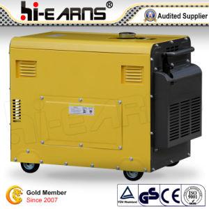 2-10kw Diesel Generator Set/ Air-Cooled Generator (DG6500SE) pictures & photos