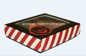China Custom Cardboard Paper Window Box (C28)