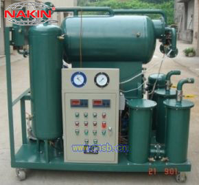 Zy-20 Vacuum Transformer Oil Purification pictures & photos