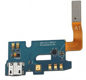 Original Charging Port Flex Cable for Samsung Note 2 I317 pictures & photos