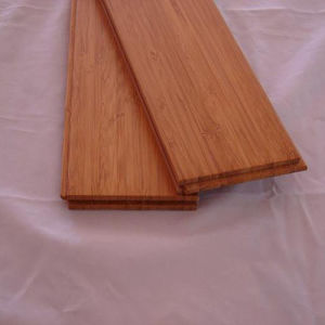 Carbonized Color Vertical Bamboo Flooring pictures & photos