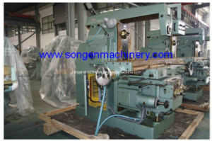 Table 1800X420mm Knee-Type Universal Horizontal Milling Machine pictures & photos