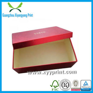 Factory Custom Printed Shoe Box with Logo pictures & photos