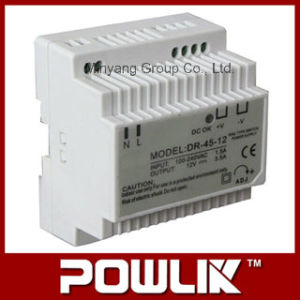 45W DIN-Rail Switching Power Supply (DR-45) pictures & photos