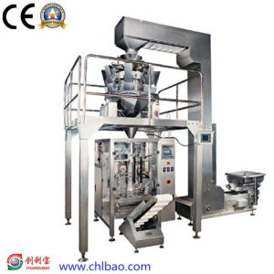 CE Approved Chips Packaging Machine (CB-5240PM)