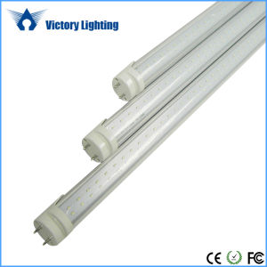 8ft 40W LED Tube Light 6500k Clear Cover CE RoHS Dlc Approval pictures & photos