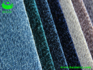 Embossing Knitting Sofa Fabric (BS2145) pictures & photos