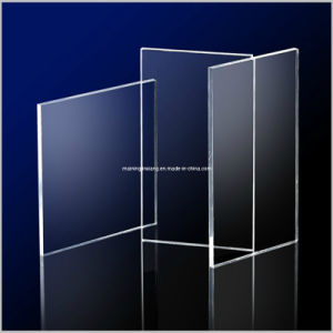 Acrylic Board 100% Raw Material for Shop Shelf, Shoe Box