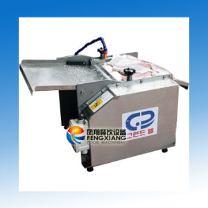 China all stainless steel 304 automatic hamburger machine for Fish skinner machine
