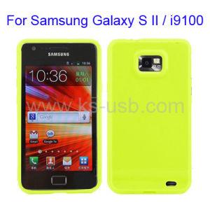 Glossy TPU Case for Samsung Galaxy S Ii / I9100 (KMTC-2003)