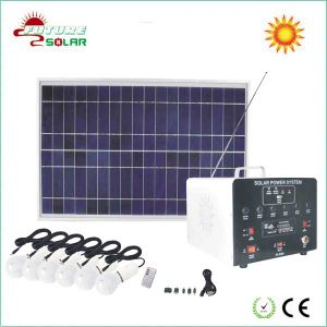 Solar Home System with MP3/FM (FS-S204)