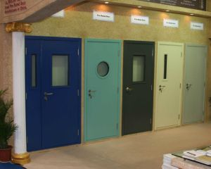 Steel Fire Door with UL Certified and Different Style pictures & photos