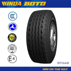 Heavy Load Boto Drive Trailer TBR Radial Truck Tyre (315/80R22.5, 385/65R22.5, 7.50R16, 1200R24...) pictures & photos