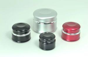 Gold Aluminum Cream Jar pictures & photos