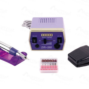 Nail Art Electric Acrylic Drill Tips Manicure Pedicure Machine + 6 Bits Kit New pictures & photos