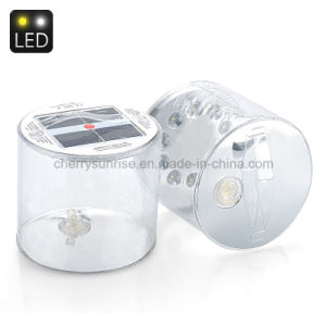 Solar Energy System Portable Solar Lighting Kit Solar Inflatable Emergency Lamp pictures & photos
