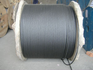 Black Finished Steel Cable with Good Discount pictures & photos